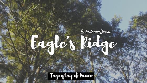 Eagle's Ridge | Bukidnon-Davao