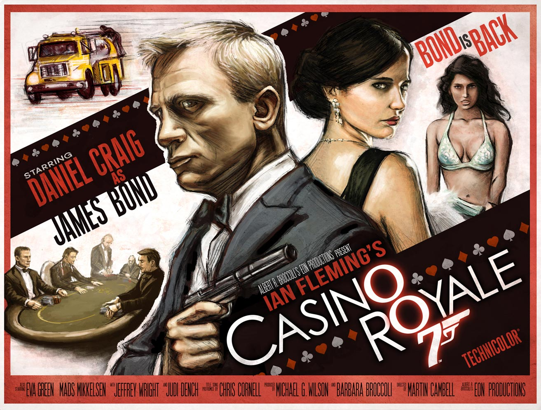 casino royale wallpaper poster - photo #32