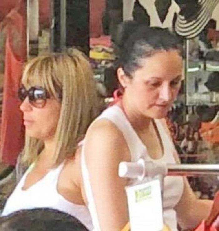 Elena Udrea s-a întâlnit în Costa Rica cu prietena ei, Alina Bica