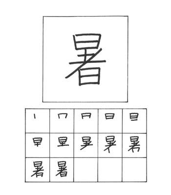 kanji panas