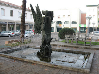 Monumento alla Resistenza Alfonsine - Ravenna