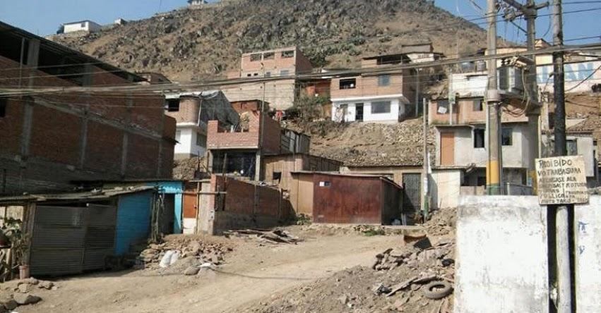 TERREMOTO EN LIMA: 130 mil viviendas y casonas no soportarían sismos de gran magnitud