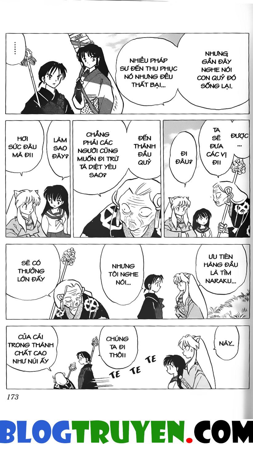 Inuyasha vol 23.10 trang 8