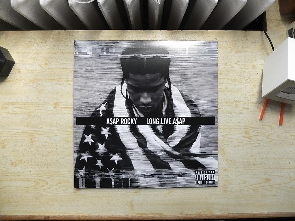 A$AP ROCKY – Long Live A$ap Vinyl edition | kobe-photography