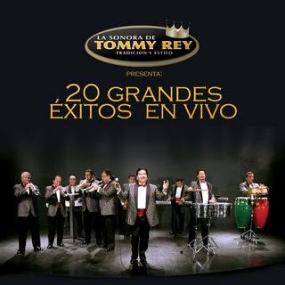20 GRANDES ÉXITOS EN VIVO 2010