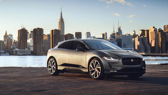 """El Jaguar I-PACE completamente eléctrico ha ganado un histórico triple premio en los """"World Car Awards 2019"""""""