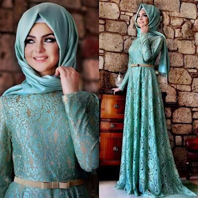 trend hijab modern