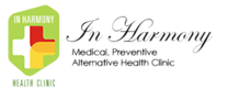 Logo In Harmony Clinic