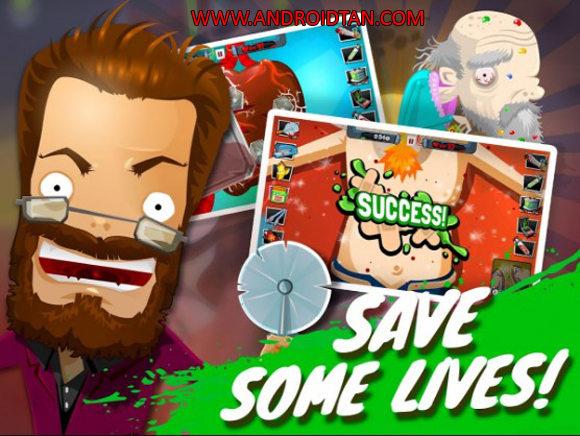Amateur Surgeon 4 Mod Apk for Android