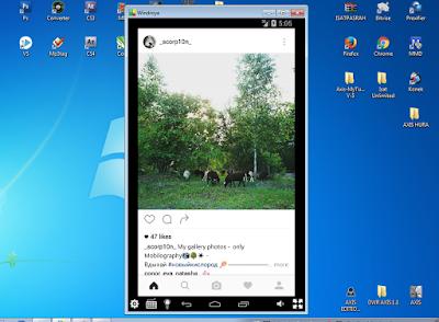 Kali ini penulis akan menunjukkan sebuah tips perihal instagram Cara Instal dan Menggunakan Instagram di Komputer