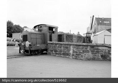 Ruston 48DS at Longmorn distillery
