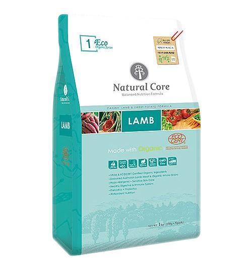 Natural Core Lamb