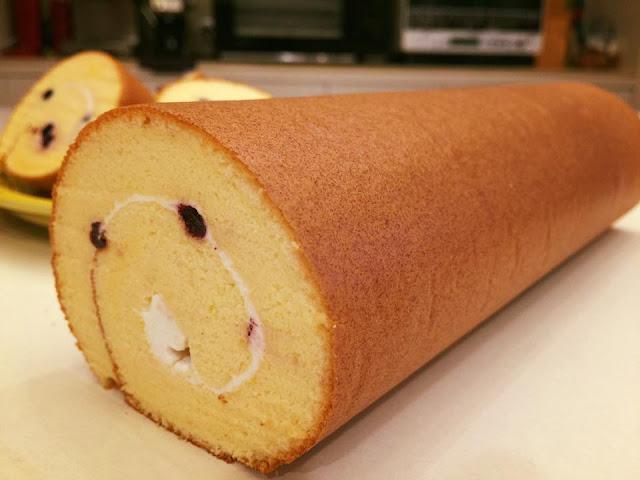 優格戚風蛋糕卷-yogurt-chiffon-cake1