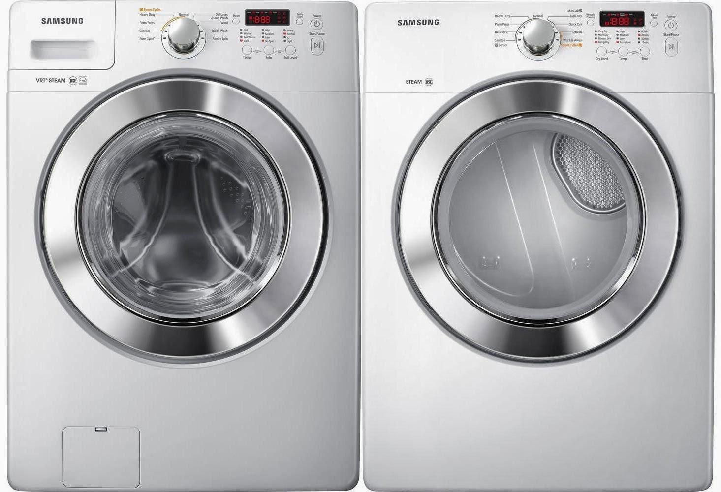 Samsung Vrt Washer