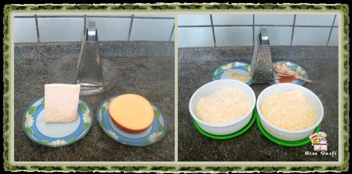 Biscoito de aveia com queijo 6