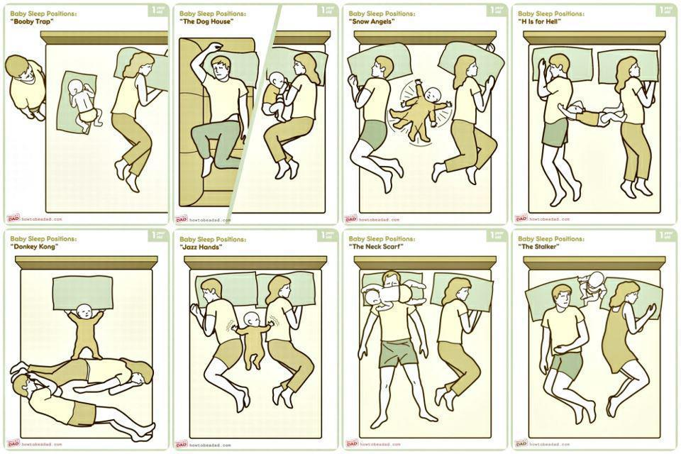 Be Today For The Future That S Funny For All Parents Baby S Sleeping Position