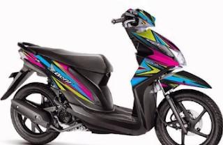 Jenis Aksesoris Yang Cocok Untuk Motor Honda Beat