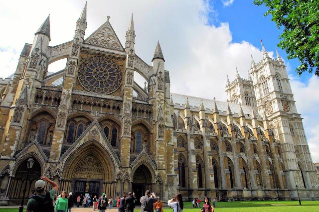 Abadia de Westminster em Londres