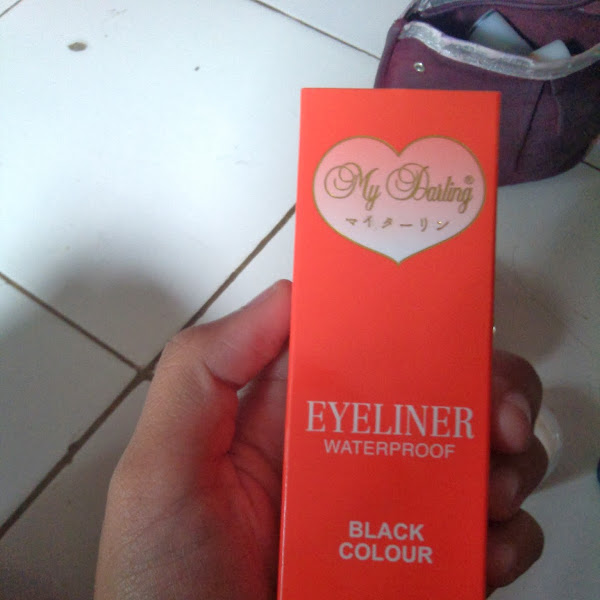 Review: My Darling Eyeliner (Black)