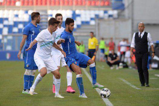 Slovenia U21 vs Pháp U21