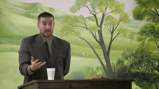 Homophobic Baptist Pastor Tells Gay Man To Commit Suicide