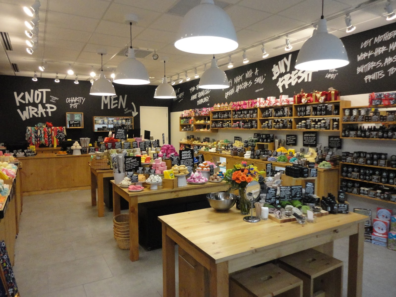 LUSH Opens In Charlotte, NC!
