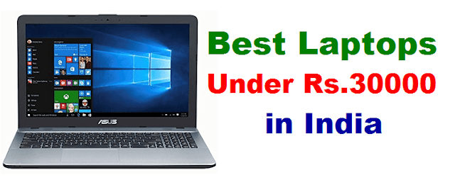 Best Laptop Under Rs.30000 in India