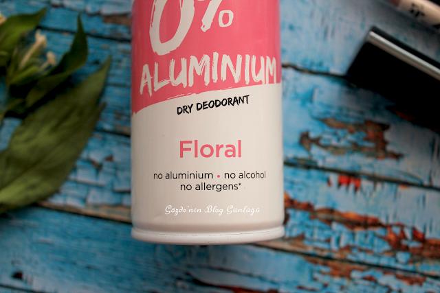 soft&gentle alüminyumsuz deodorant