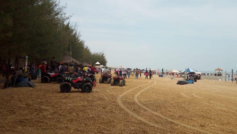 Pantai karang jahe Rembang, KJB Beach