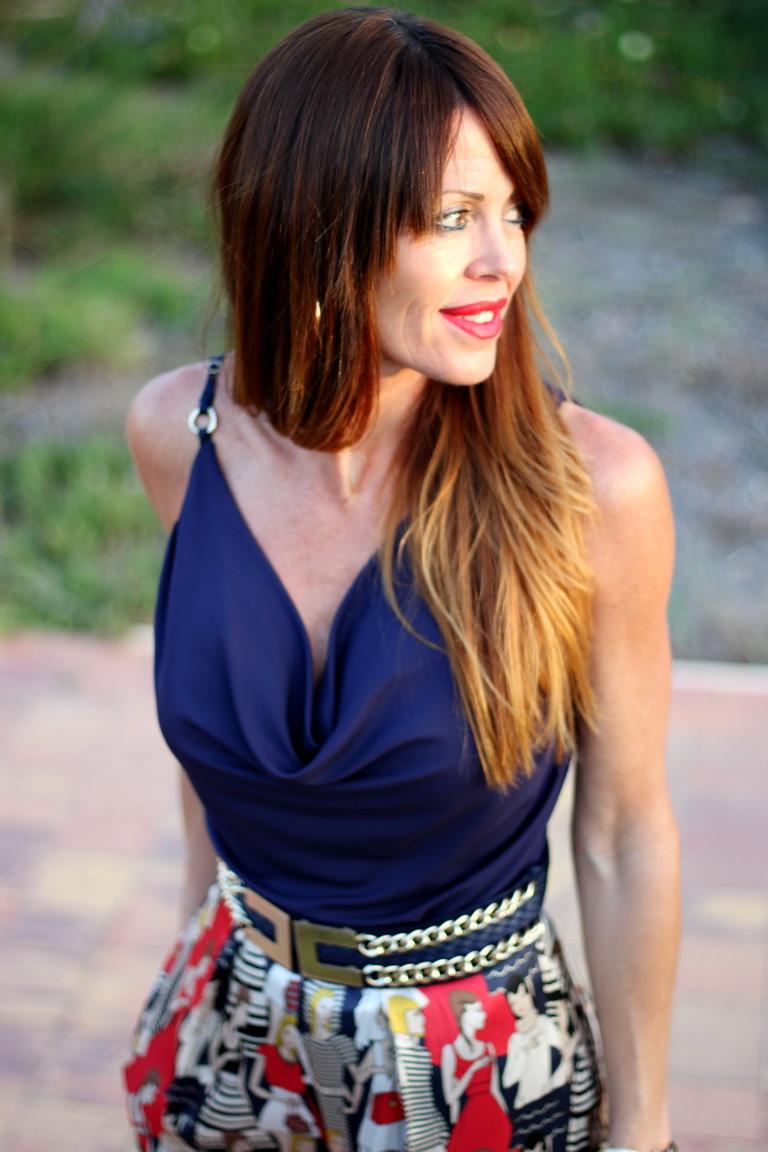 Trendy Guardamar, Elisabetta Franchi, Streetstyle, bbeautiful by maria, comuniones, eventos día, fashion blogger, blogger