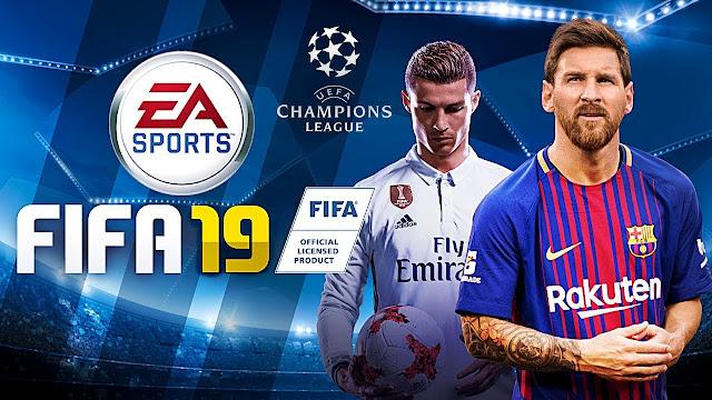 تحميل لعبة فيفا fifa 2019 كاملة للكمبيوتر والموبايل الاندرويد برابط واحد مباشر ميديا فاير مضغوطة مجانا