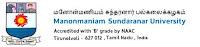 MSU Tirunelveli Recruitment Apply Online 63 Junior Assistant Posts