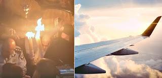 Πάσχα: Πολεμική Αεροπορία και Aegean θα μεταφέρουν φέτος το Άγιο Φως