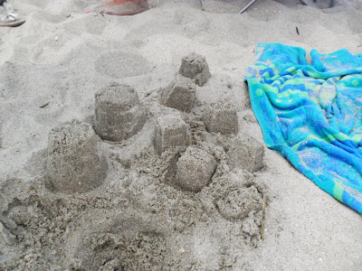 Beach at Lakewood Campground Myrtle Beach SC