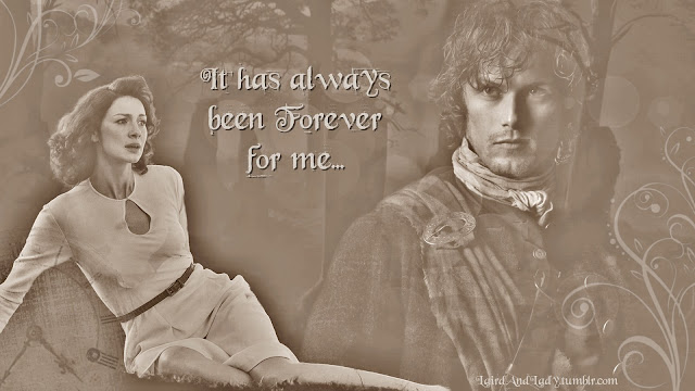 Outlander Digital Art - It Has Always Been Forever for Me