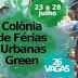 Greenplace divulga programação da Colônia de Férias Urbanas