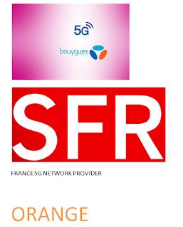FRANCE 5G NETWORK INFORMATION