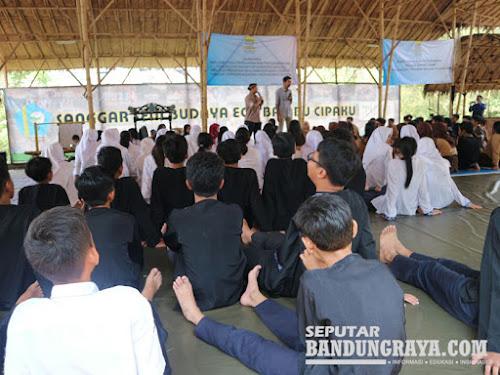 Launching Kaulinan Barudak ECO BAmbu Cipaku