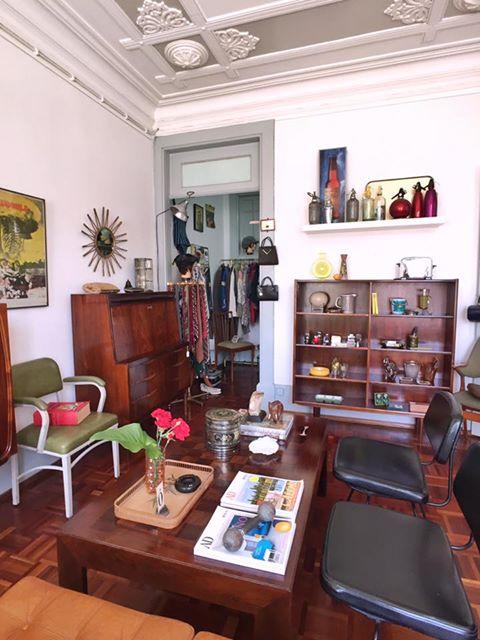 loja vintage, mid century,design nórdico, a Porta Verde, decoração, interiores