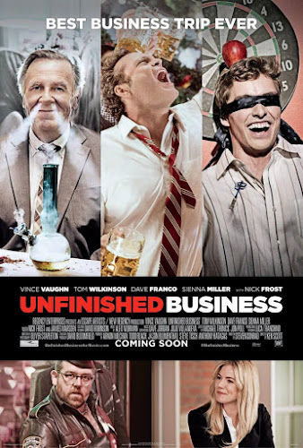 Unfinished Business (BRRip 720p Dual Latino / Ingles)