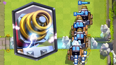 Cara Mudah Mendapatkan Kartu Legendary Card Sparky Gratis, Cara Mendapatkan Sparky Pada Arena 4, Cara Mendapatkan Sparky Dari Chest Clash Royale.