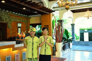 HHRMA - Front Office Staff at Diwangkara Beach Hotel And Resort