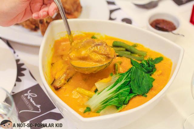 Romulo Cafe - Modern Filipino Cuisine in Jupiter, Makati