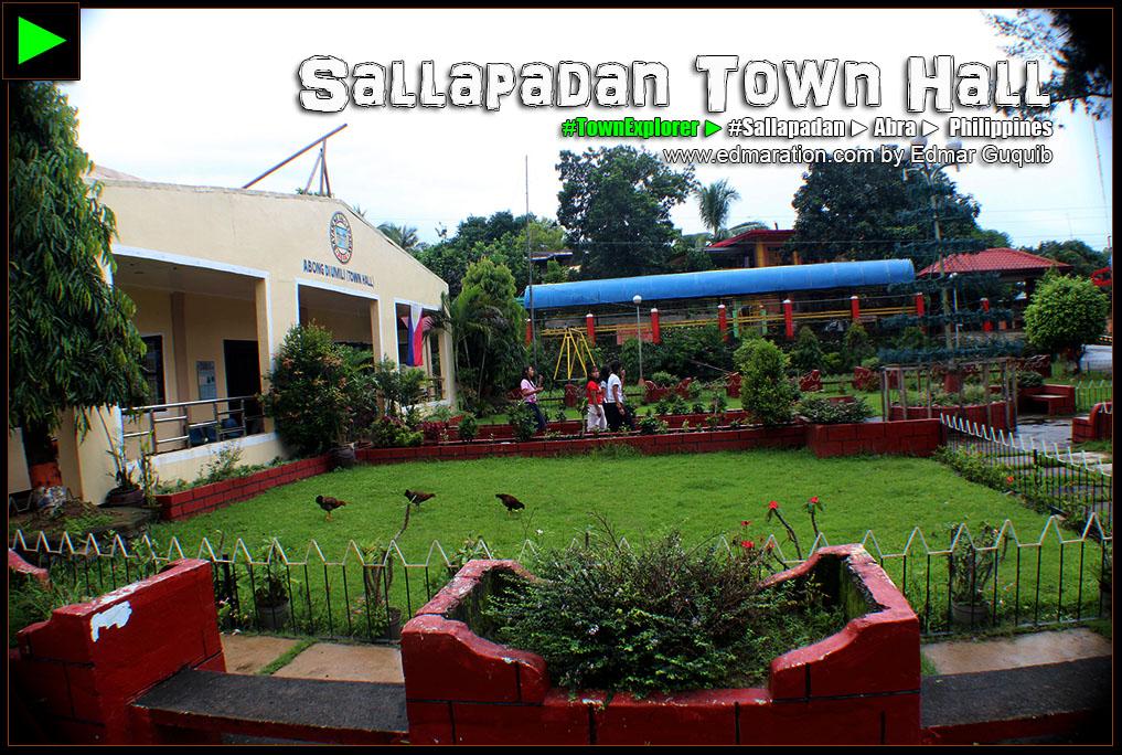 SAL-LAPADAN, ABRA TOWN/MUNICIPAL HALL