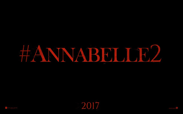 Annabelle 2 Teaser Trailer