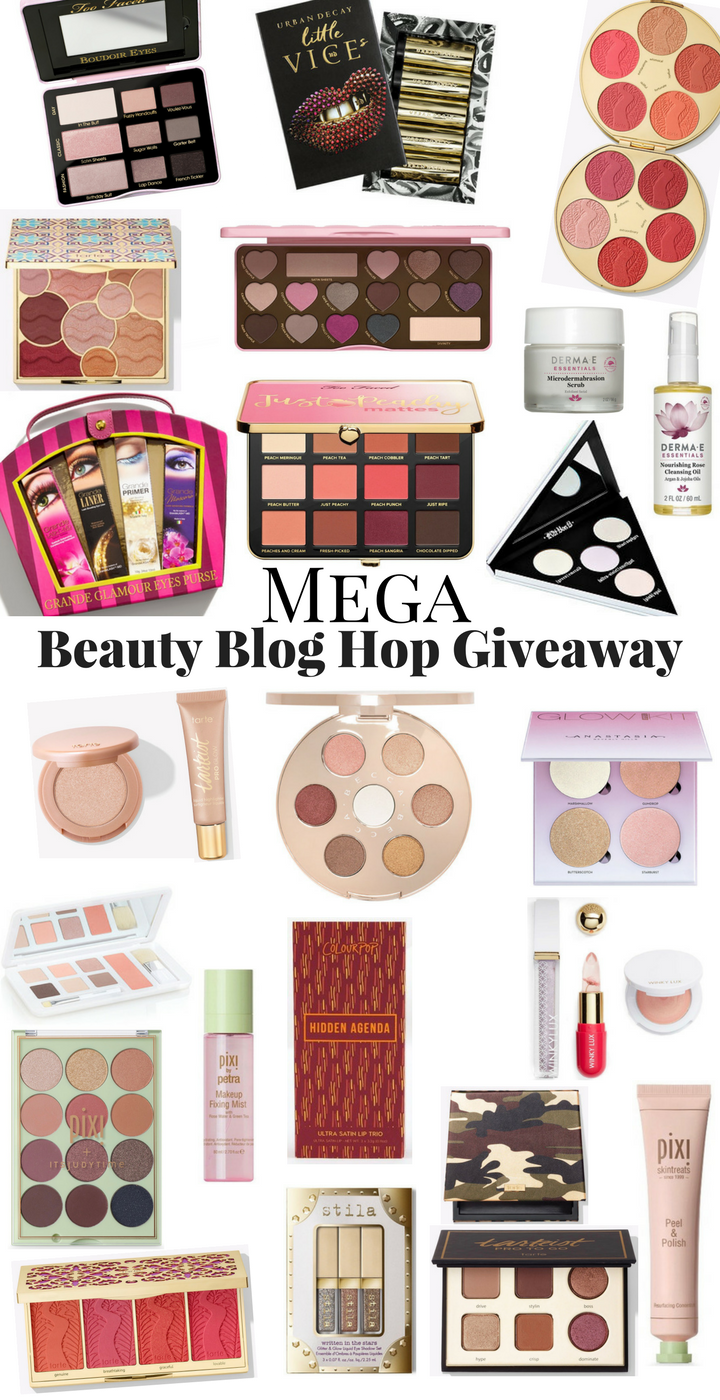 The Mega Beauty Blog Hop Giveaway
