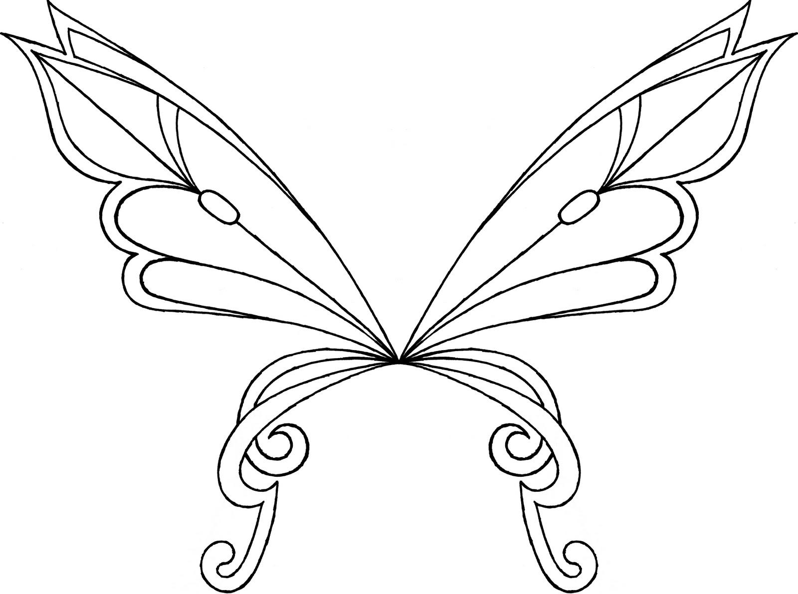 Poder de winx club colorear octubre 2013 for Coloring pages wings