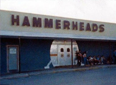 Hammerheads rock club in Long Island, New York