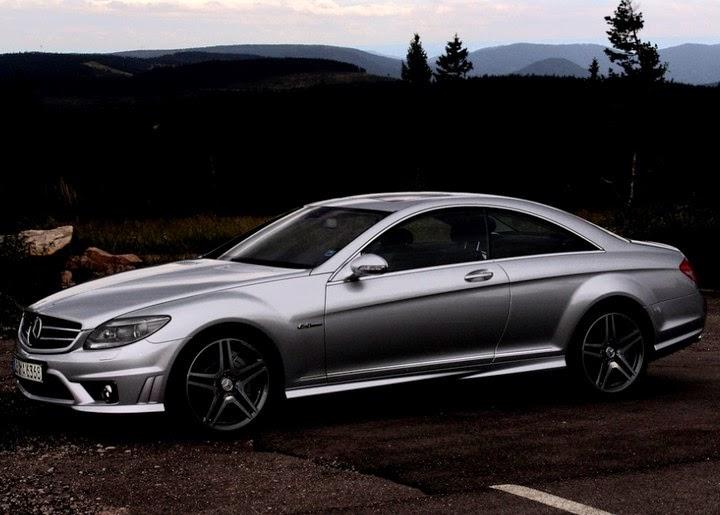 Gambar Mobil Termahal Di Dunia - Mercedes-Benz CL65 AMG Coupe