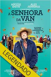 A Senhora da Van – Legendado